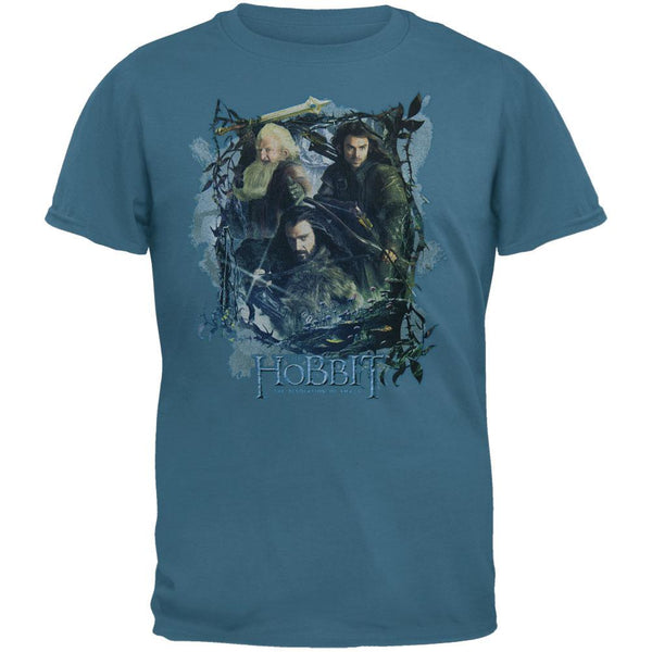 The Hobbit - Three Dwarves Youth T-Shirt