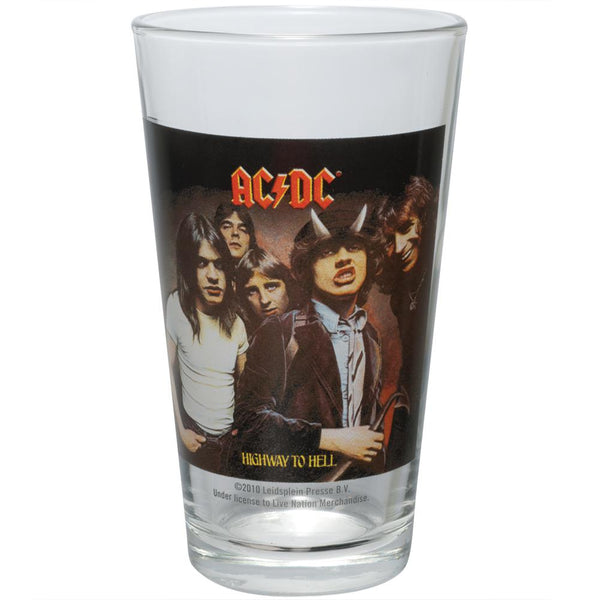 AC/DC - Highway To Hell Pint Glass