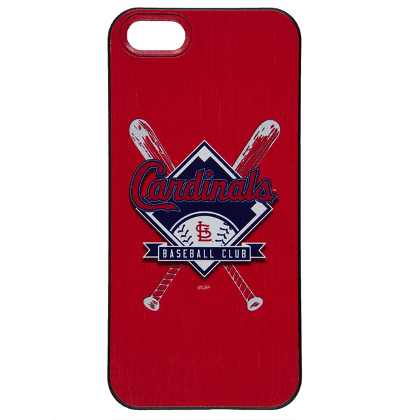 St. Louis Cardinals - Crossed Bat Logo iPhone 5/5S Thinshield Snap-On Case