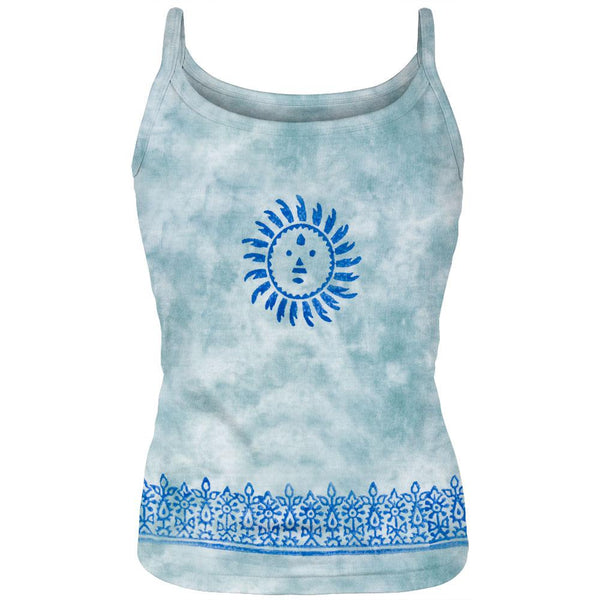 Painted Sun - Juniors Tank Top