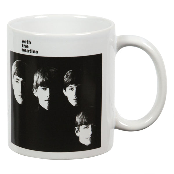 The Beatles - With The Beatles 12oz Coffee Mug