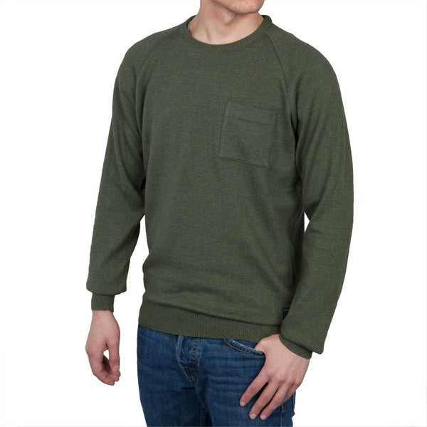 O'Neill - Presidio Olive Sweater