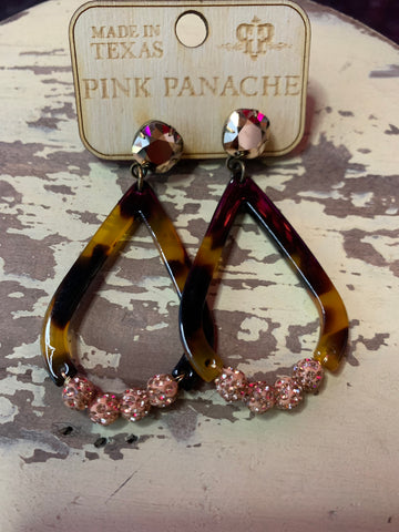 Pink Panache Earrings