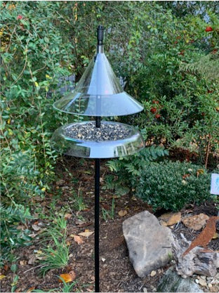 The Ultimate Bird Feeding System