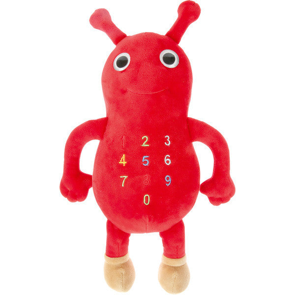 Ring Ring soft toy Baby Beetles series