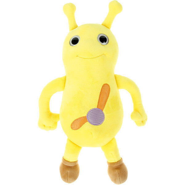 Tick Tock soft toy Baby Beetles series