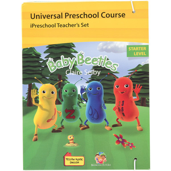 Replacement iPreschool Teacher's Set Baby Beetles Standard or PLUS