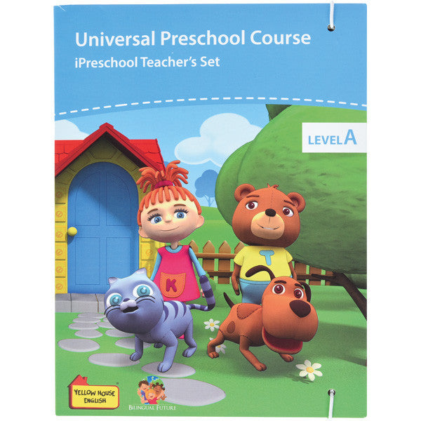 Replacement iPreschool Teacher's Set Tom and Keri A Standard or PLUS