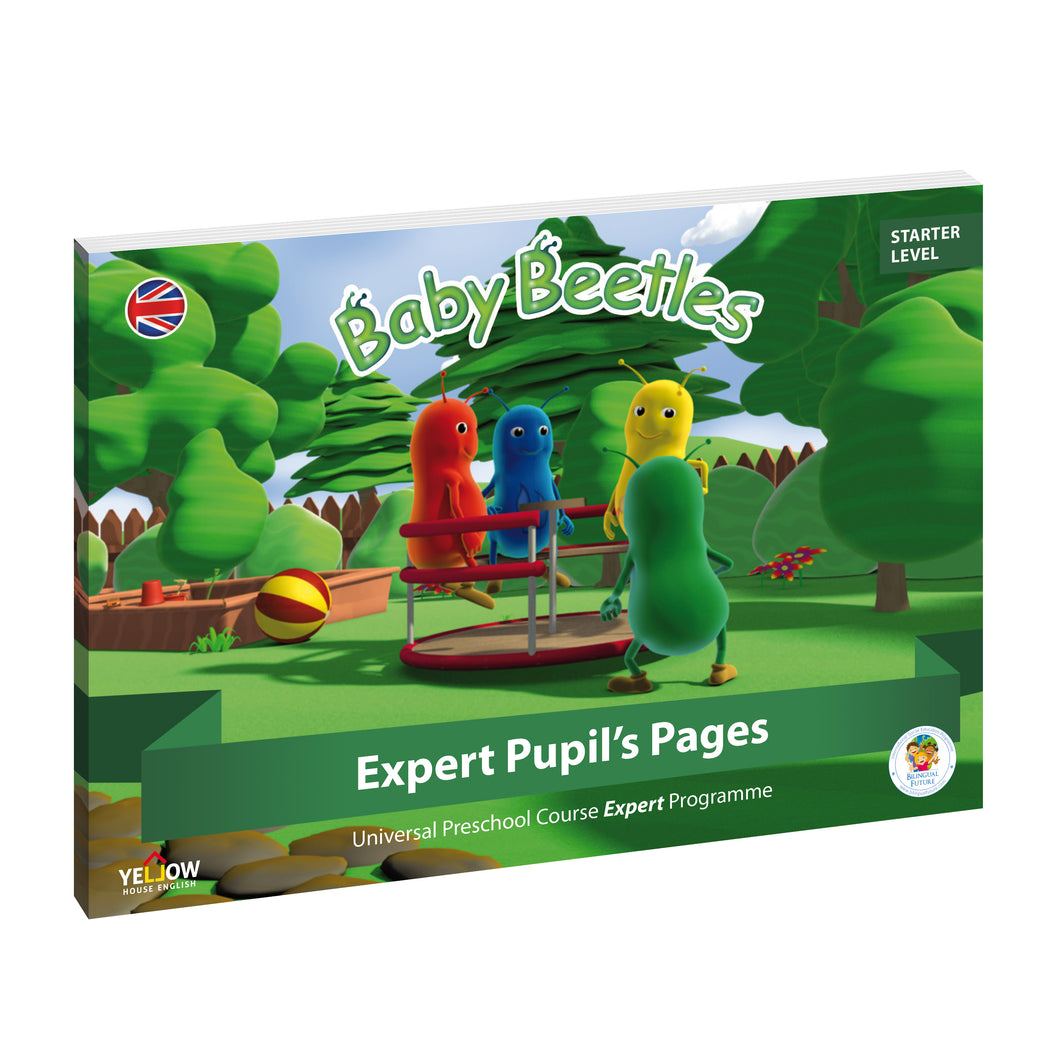 Pupil's Pages – Baby Beetles Expert