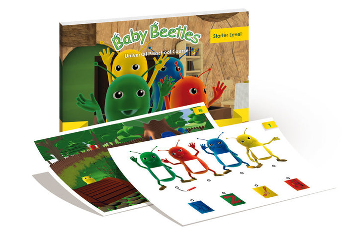 Baby Beetles Pupil's Book