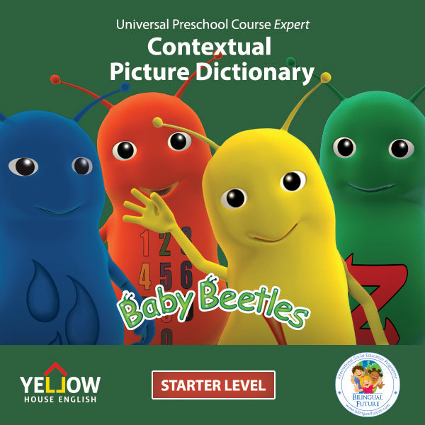 The Baby Beetles Contextual Picture Dictionary
