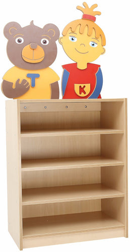 The Tom and Keri shelf unit
