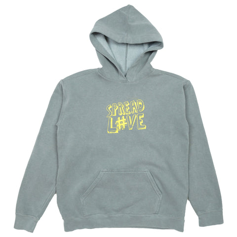 Gilbert and Livingston Spread Love Hoodie
