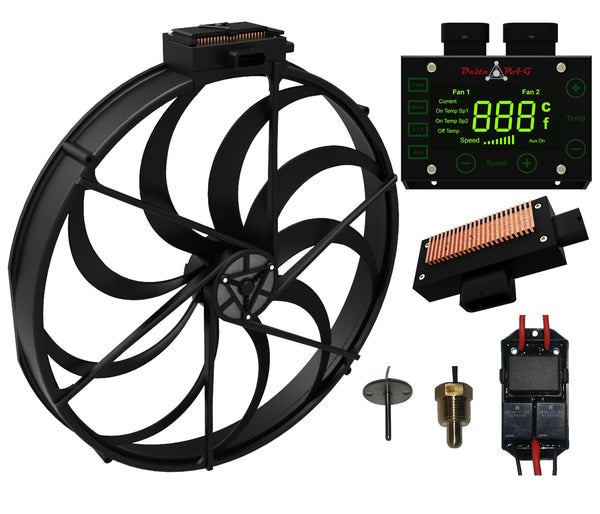 "12"" Brushless Fan Kit"