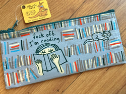 BlueQ Pencil case Fuck off