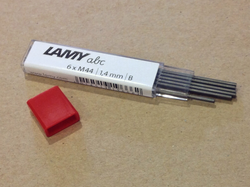 1,4mm Lamy Grafitmine  M44 B (6 St.) - Polly Paper