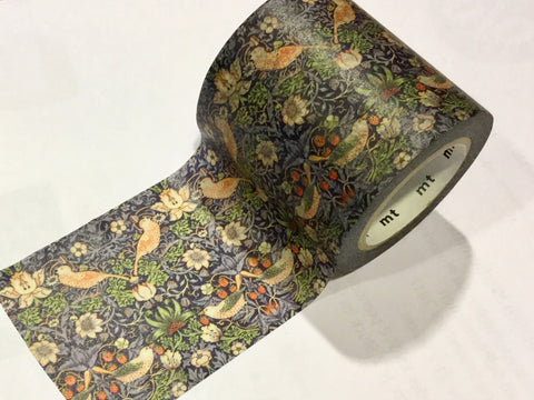 mt tape 5cm William Morris Strawberry Thief