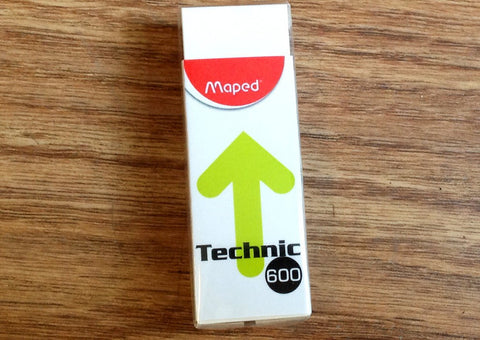 Radierer Technic600 Maped - Polly Paper