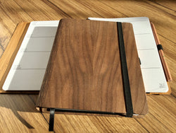 Woodbook A5 Jungholz-Design°