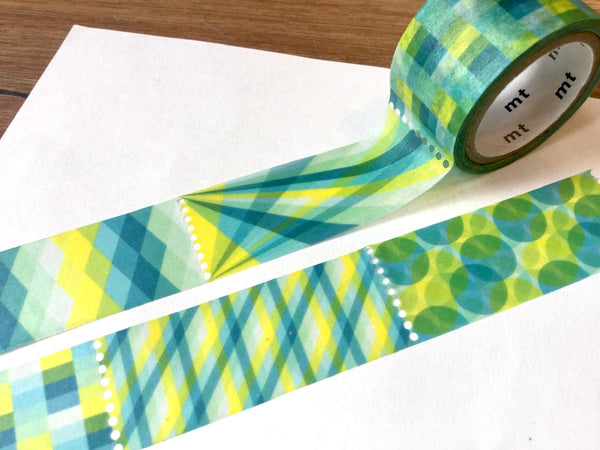 mt fab washi tape pattern 20mm