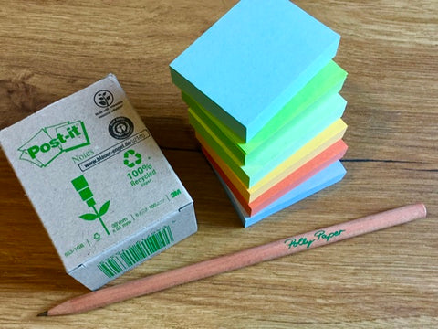 Post-it 38x51mm 6x100Bl RC bunt