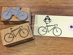 Stempel Fahrrad (Cats on appletrees)