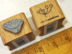 Mini-Stempel Pflanzen Cats on appletrees°