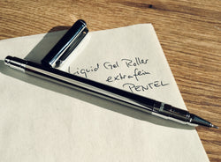 Liquid Gel Roller extrafein Pentel 0,25mm