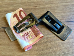Money Clip Schwartz RC°