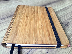 Woodbook A5 Timer Jungholz-Design°