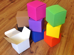 Buntbox Cube M° - Polly Paper