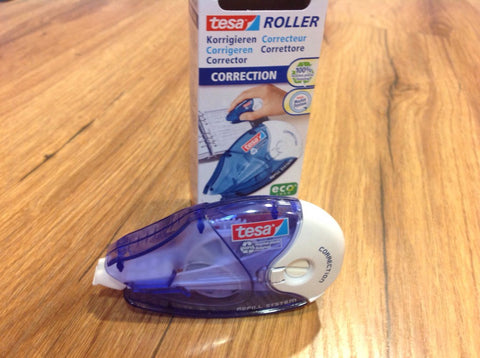 tesa Korrekturroller eco refillable 14m - Polly Paper