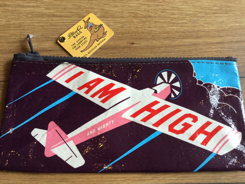 "Pencil case ""I am high and mighty"" (BlueQ)"