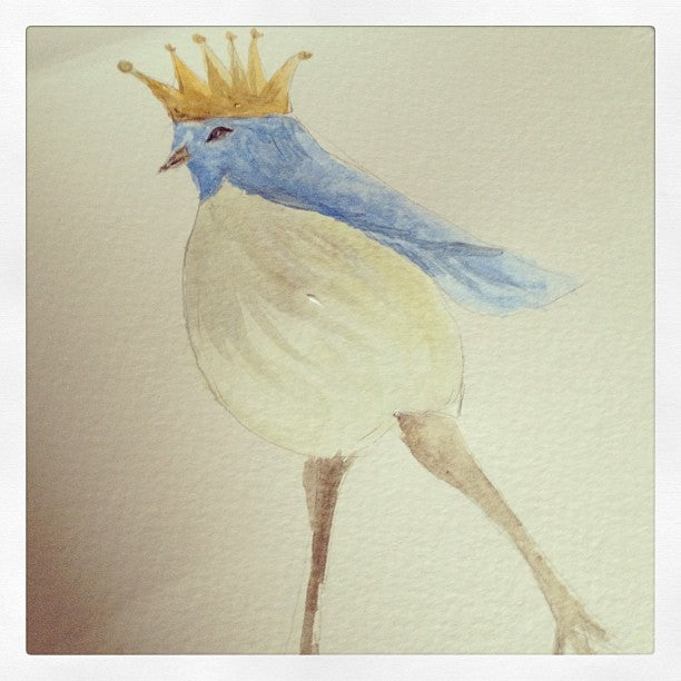 Queen of the Bluebirds