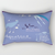 February Aquarius Rectangular Pillow - Tint Press