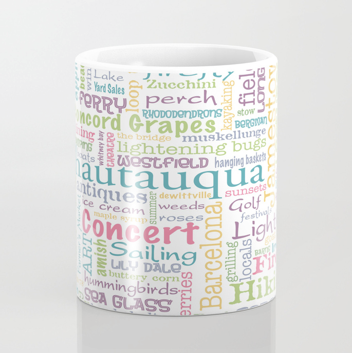 Chautauqua Dream Mugs - Tint Press