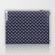 Blue Fish Eye Laptop & IPad Skin - Tint Press