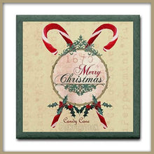 Candy Cane Enchantment - Tint Press