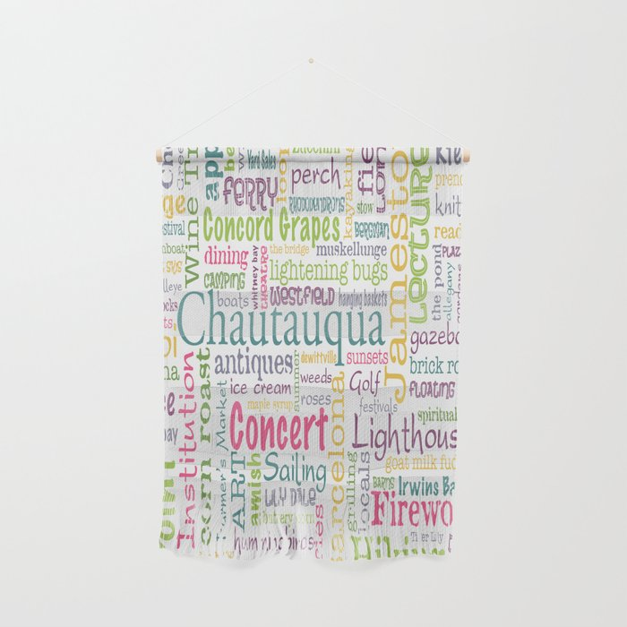 Chautauqua Summer Dream Art Print