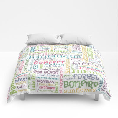 Duvet Covers - Tint Press