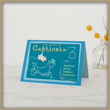 Horoscope Collection Greeting Cards - Tint Press