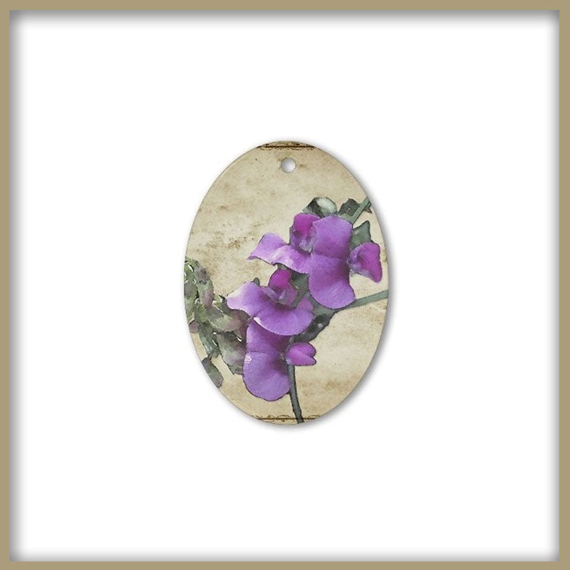 Sweet Pea Enchantment - Tint Press