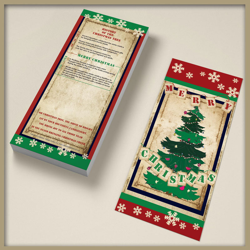 History of the Christmas Cards - Tint Press