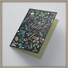 The Holly and the Ivy Christmas Cards - Tint Press