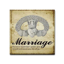 Marriage Tile Enchantment Hanger Included - Tint Press
