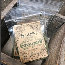 Spearmint Dried - Tint Press