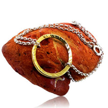 Load image into Gallery viewer, Full Circle Bracelet - Yellow Gold Plated