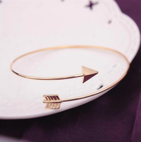 Arrow Bracelets Gold or Silver