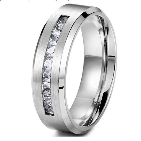 Titanium Rings Wedding