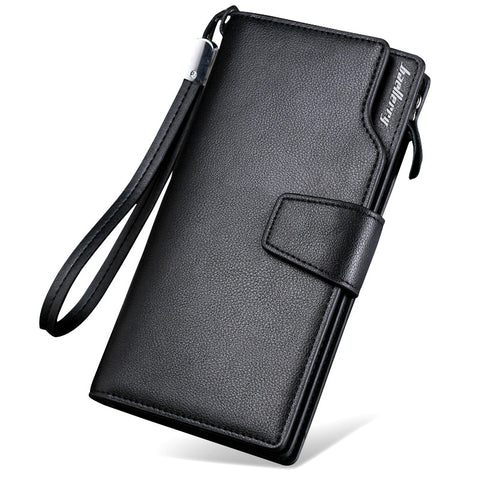 Wallet Men's Clutch Zipper Around